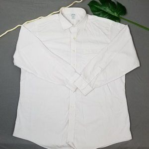 Brooks Brothers Classic Fit Polo Shirt 17 1/2 - 34